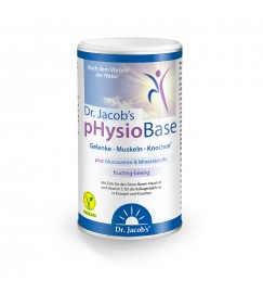 NEU Dr. Jacob's pHysioBase 300 g