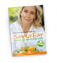 "Rezeptbuch ""Simply Eat"""