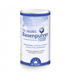 Dr. Jacob's Basenpulver plus 300 g